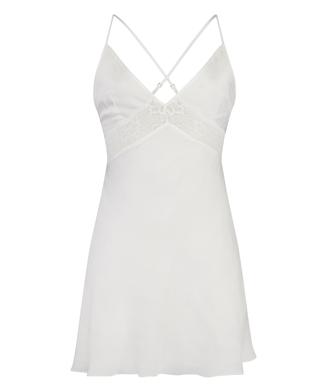 Nina – Underklänning, Vit