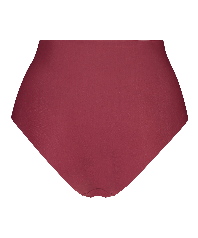 Brazilian-trosa Invisible High Waist, röd, main