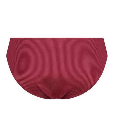 Golden Rings rio-bikiniunderdel , röd