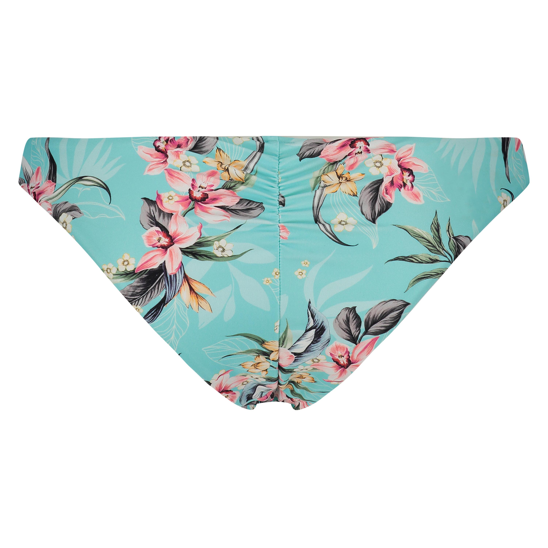Bea brazilian-bikiniunderdel, blå, main
