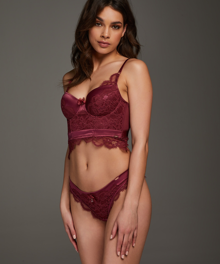 Brazilian-trosa Heather, röd