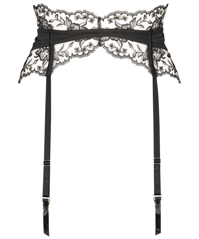 Jade Suspenders, Svart, main