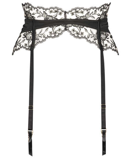 Jade Suspenders, Svart