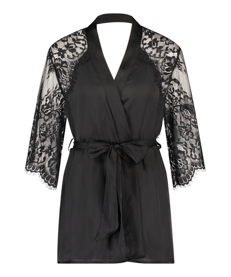 Kimono Jennifer, Svart