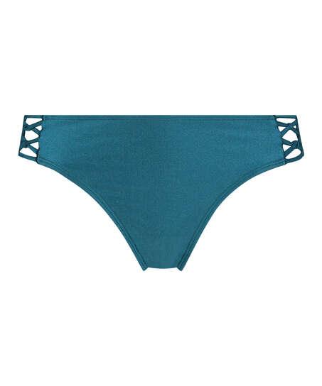 Macrame Brokopondo Rio bikinitrosa I AM Danielle, Grå