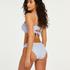 Rio bikiniunderdel Scallop, blå