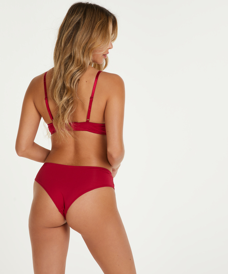 Brazilian-trosa Gina, röd