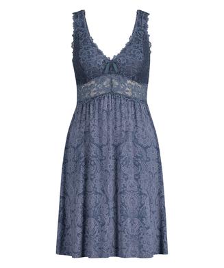 Nora – underklänning, blå