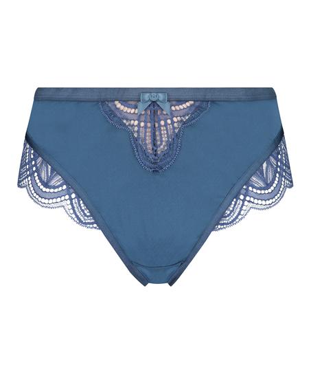 Bambini High thong, blå