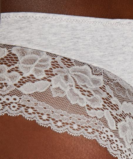 Cotton Brazilian, Grå