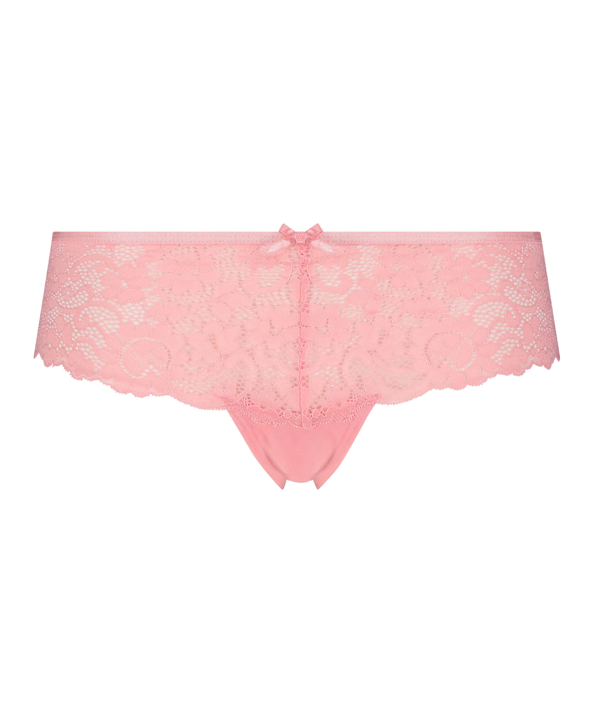 Mia Brazilian-shorts, Rosa, main