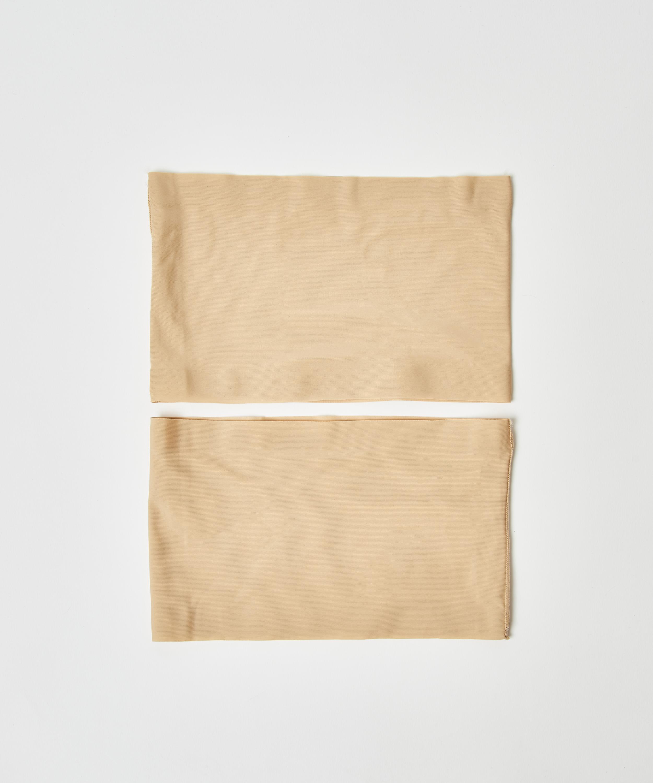 Micro-lårband, Beige, main