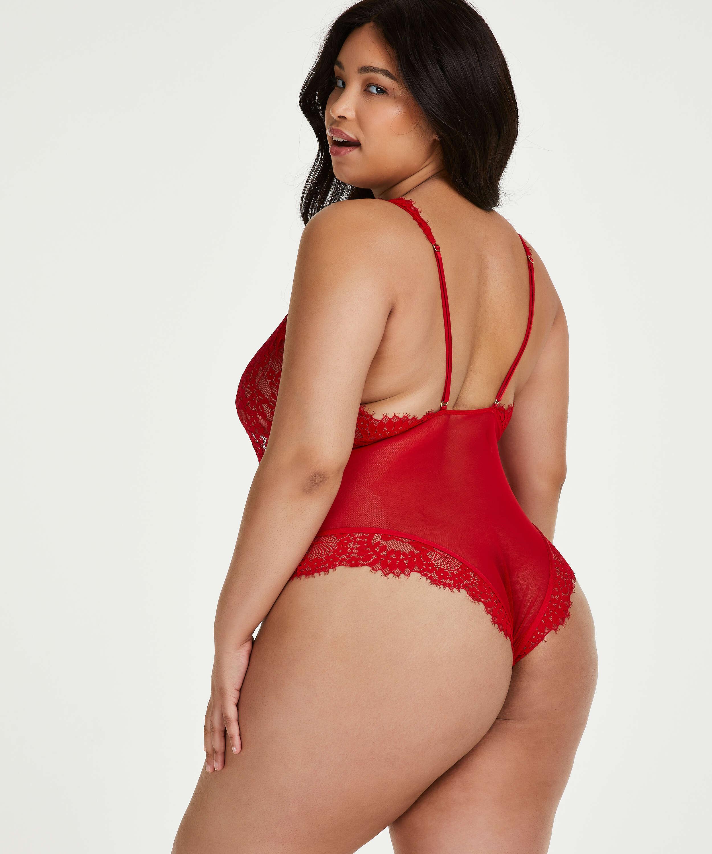 Alanis body, röd, main