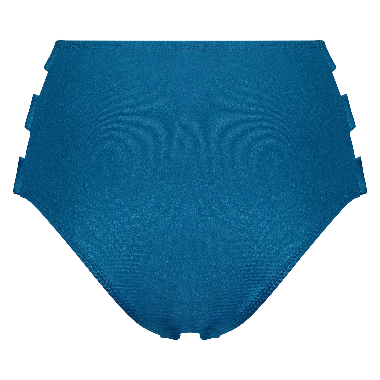 Hög bikinitrosa Sunset Dream, blå, main